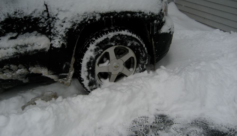 MPI's winter tire finance program is back for another winter!