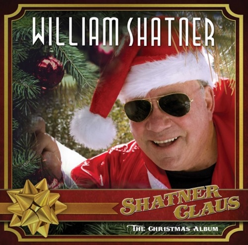 Shatner does Christmas