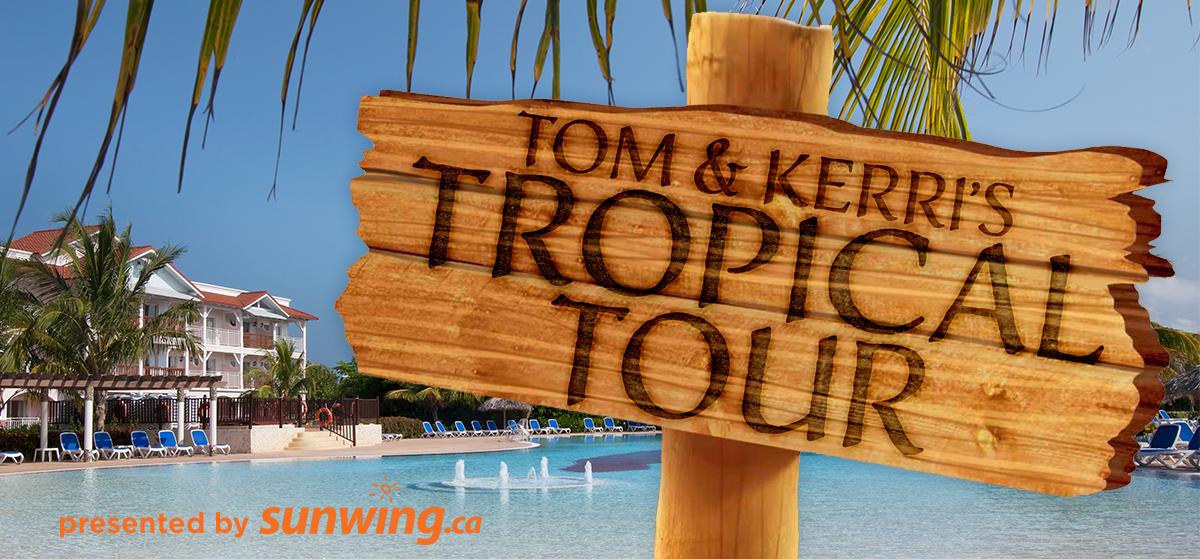 Tropical Tour 2018