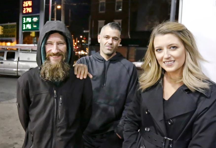 Homeless man and couple now charged after GoFundMe scam.