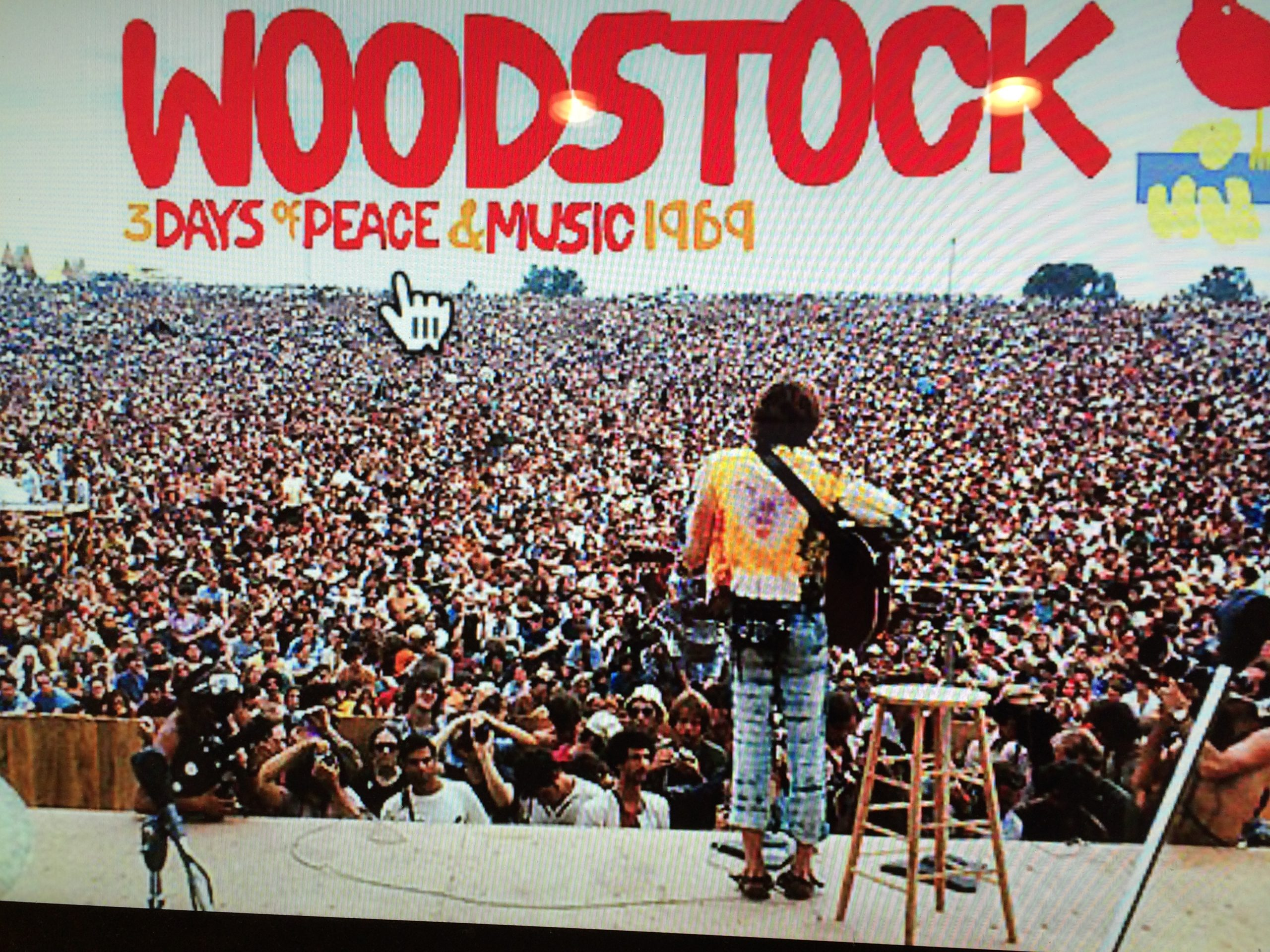 WOODSTOCK 2019 : IT COULD BE HAPPENING!!!