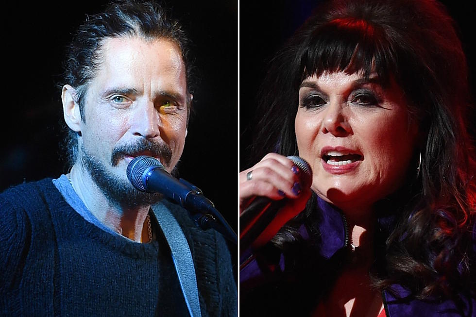 Ann Wilson says she wasn't surprised when Chris Cornell died.