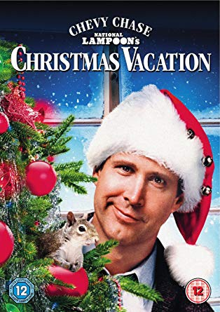 IS that CLARK GRISWOLD hanging off the house?