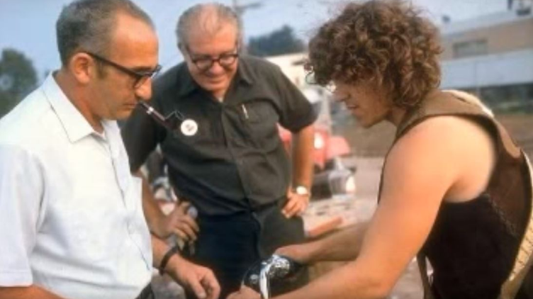 Max Yasgur's Speech At Woodstock '69