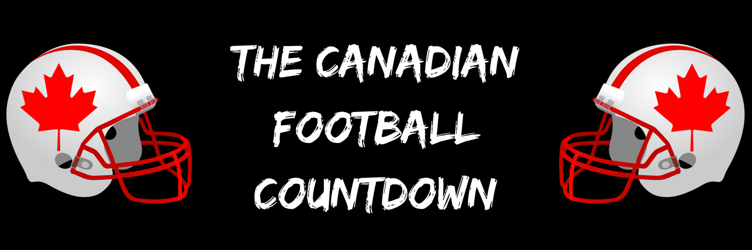 The Canadian Football Countdown