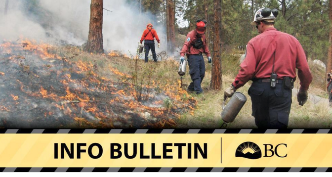 SE Fire Centre says never too early for responsible burning
