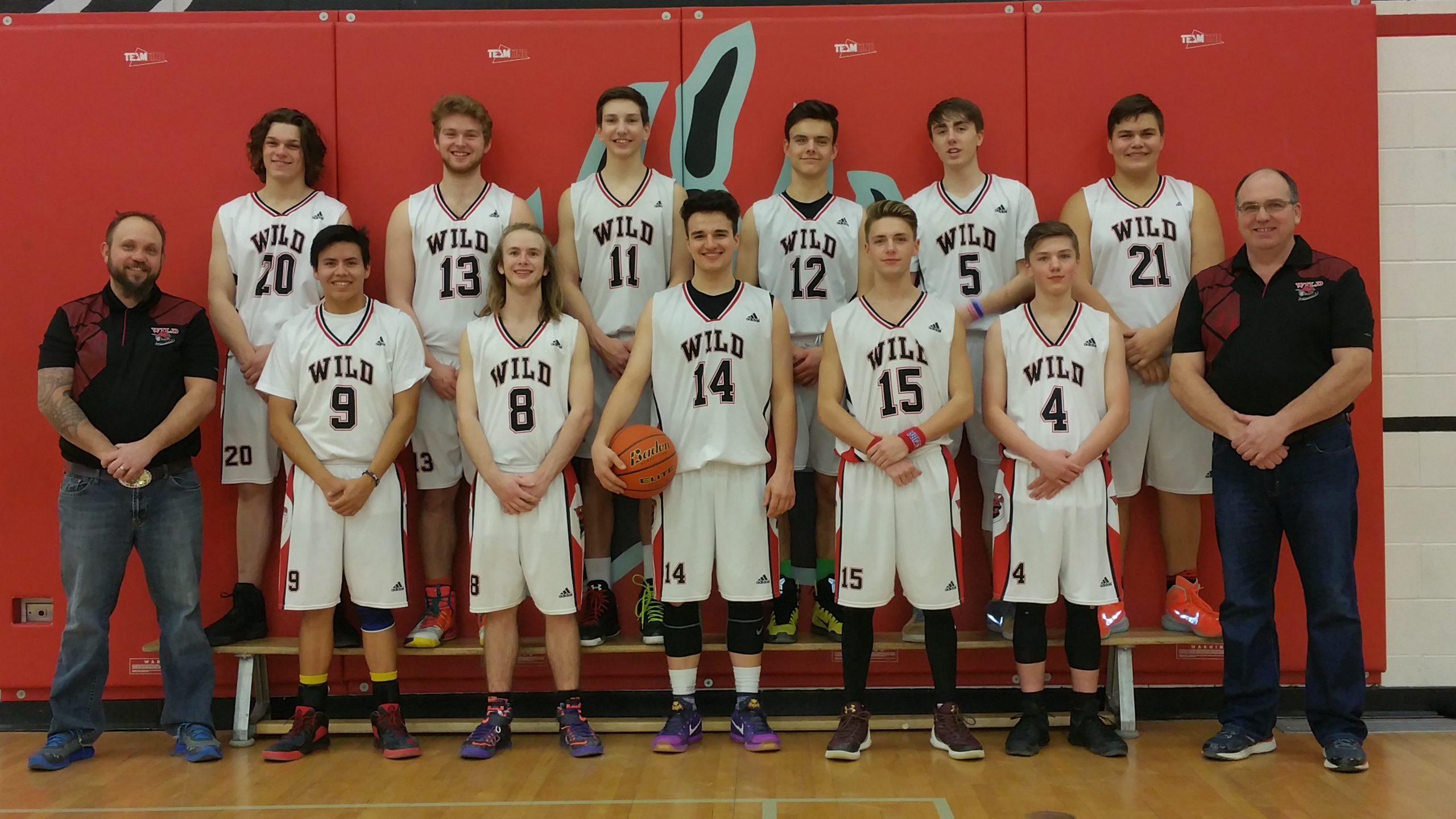 Mount Baker Senior Boys jump into Basketball Provincials action