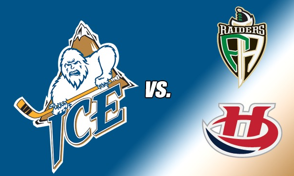 WHL: ICE ready for Raiders and return of Alfaro, Zborosky