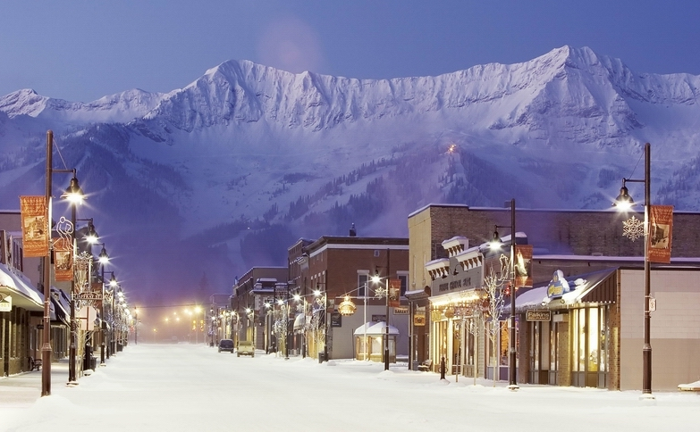 UPDATE: Snowfall warning ended for Elk Valley