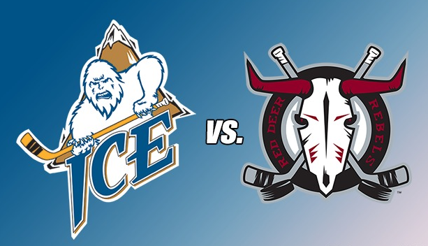 WHL: ICE host playoff hungry Rebels Friday