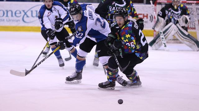 WHL: ICE drop three games in three days