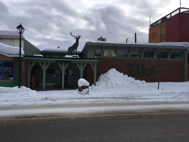 Risk of roof collapse closes Kimberley's Elks Lodge