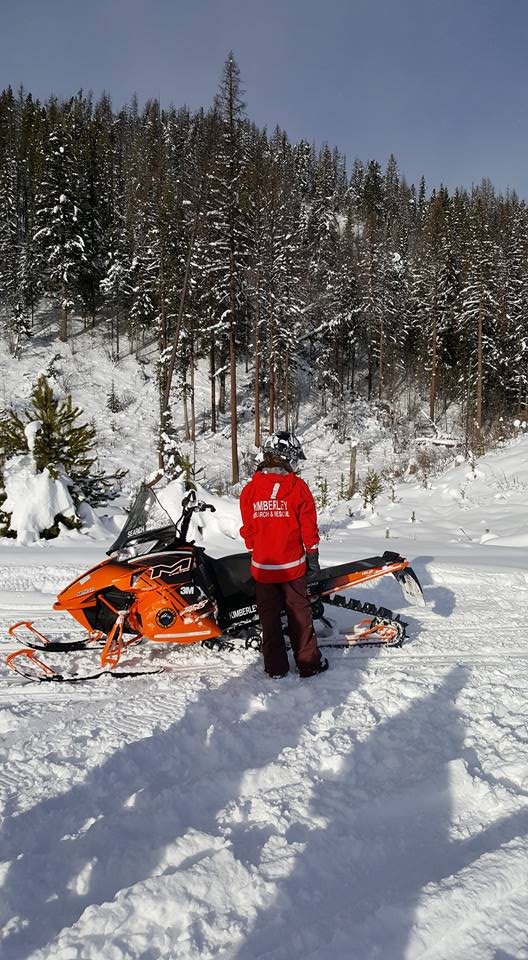Kimberley SAR credits new snow machines for recovering lost hikers