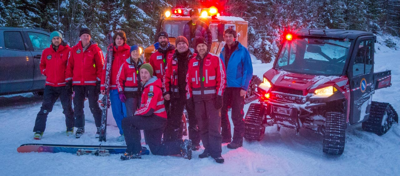 Kimberley SAR rescues hiker lost in Nature Park