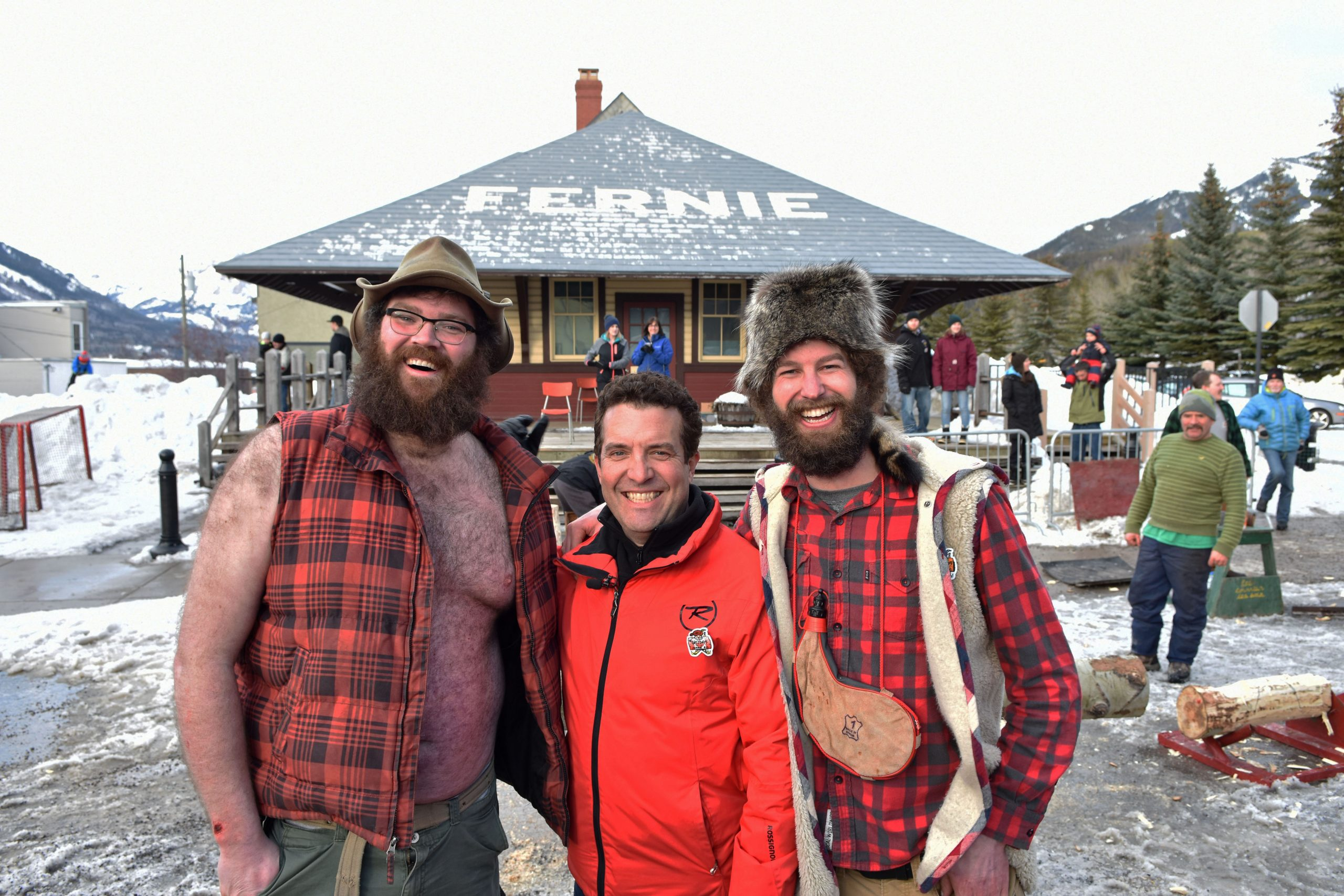 "Rick Mercer credits Fernie, and his cameraman, for great ""Report"" episode"