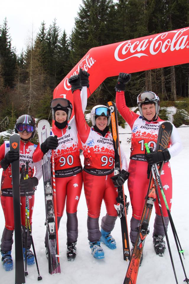 Cranbrook cleaning up at 2017 Special Olympics World Winter Games