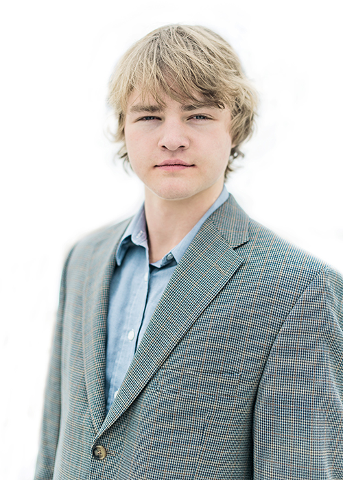18 year old running for Greens in Columbia River-Revelstoke