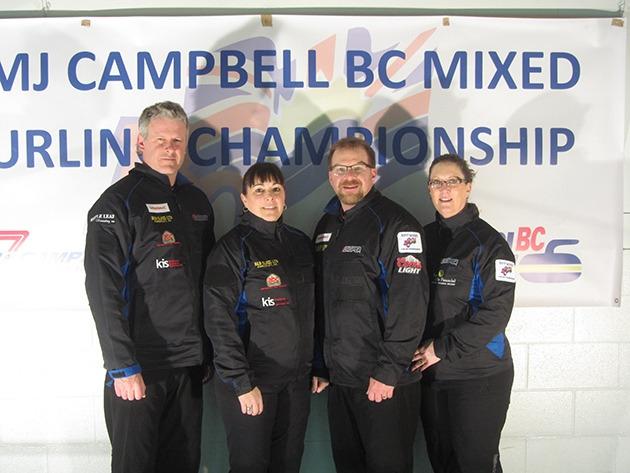 Kimberley's Team Buchy wins 4th Mixed Provincials
