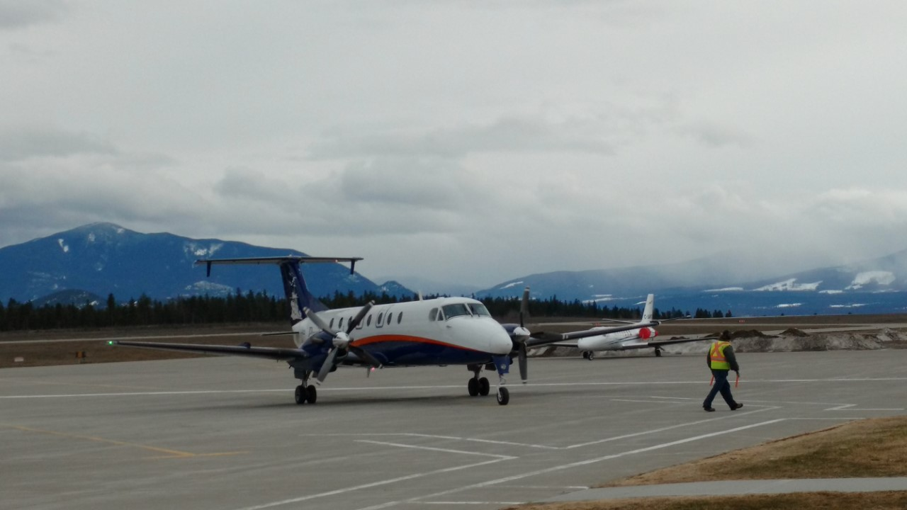 Canadian Rockies International Airport flights cancelled Friday until midnight