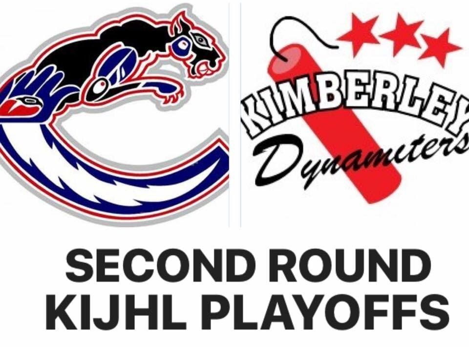 KIJHL: Dynamiters take GM1 of Eddie Mountain final