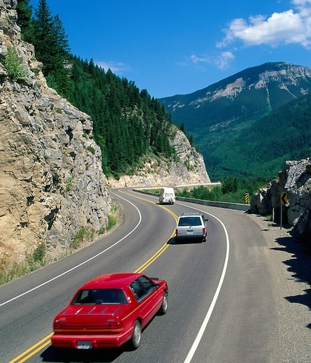 Additional eastbound lane coming to HWY 3 west of Fernie