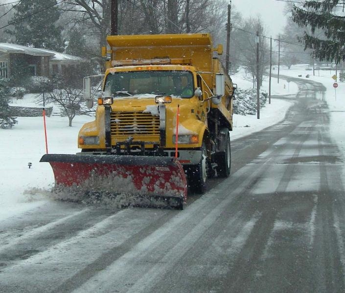 Highways contractor warns black ice possible this weekend