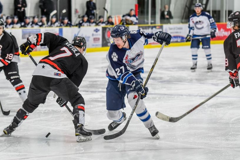 KIJHL: Eddie Mountain final shifts to Kimberley tied 1-1
