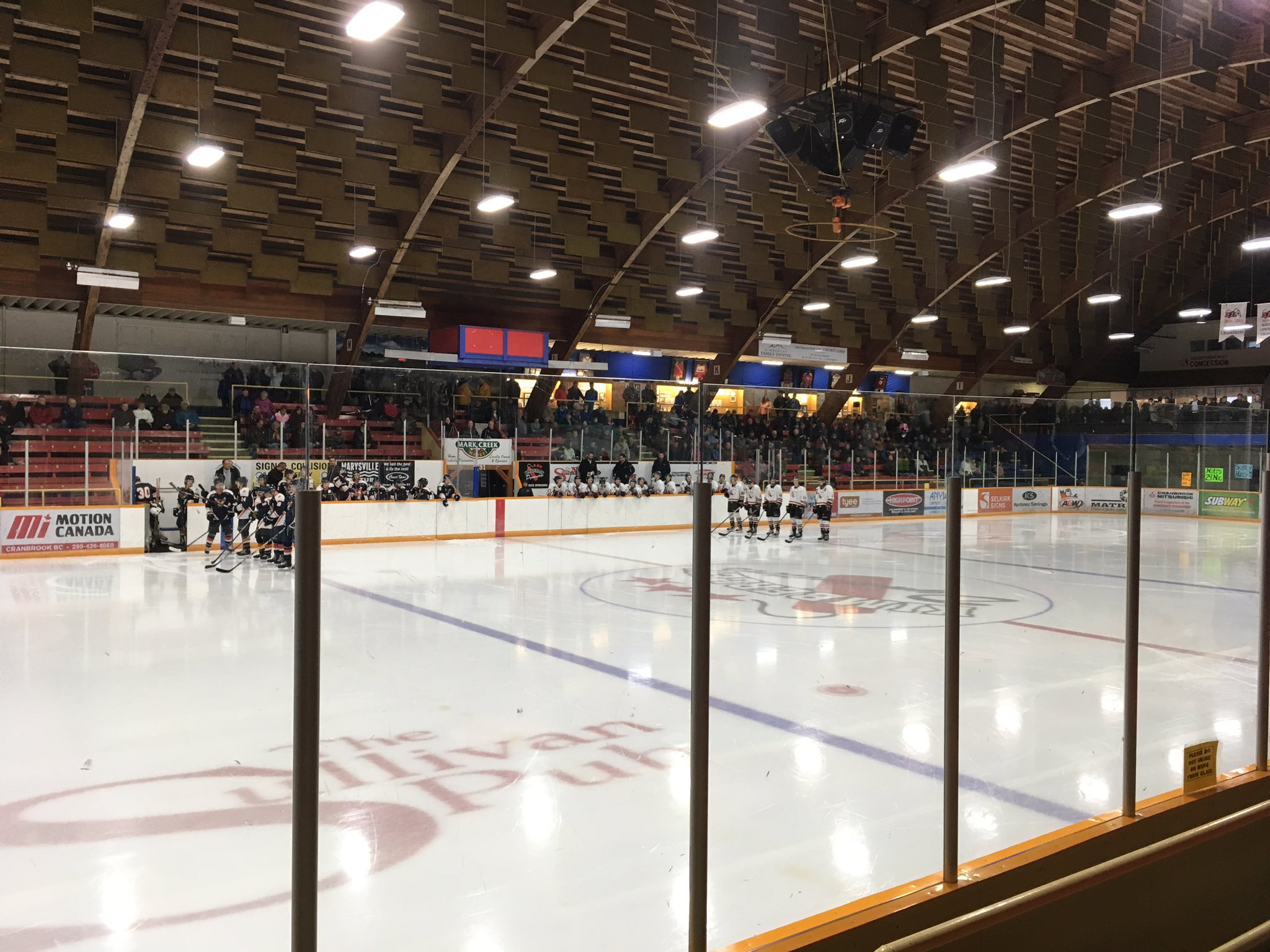 KIJHL: Nitros against the ropes after GM 3 loss