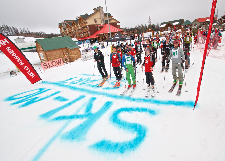 Kimberley Alpine Resort hosts 2nd annual North Star Ski-Mo Race