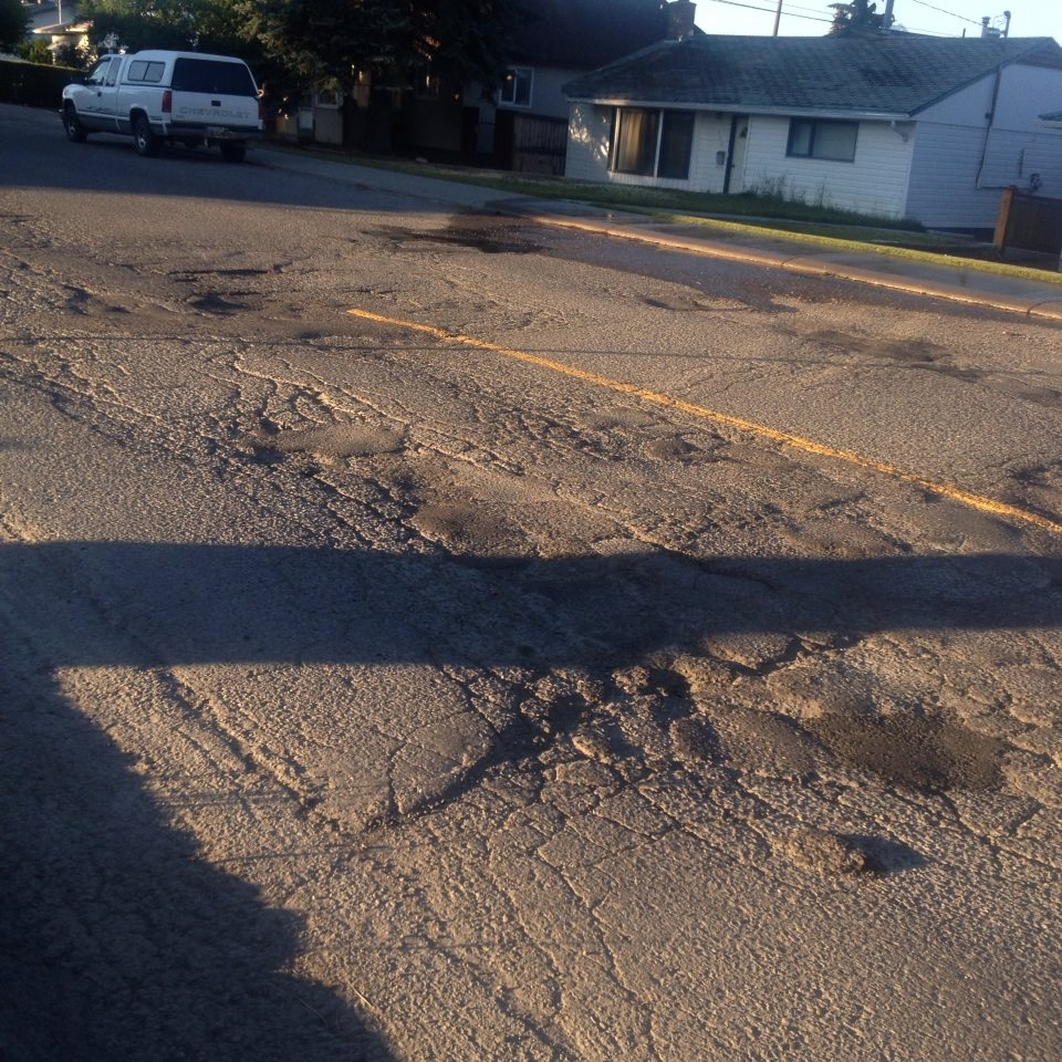 Cranbrook looking to Ottawa to help fix more local roads