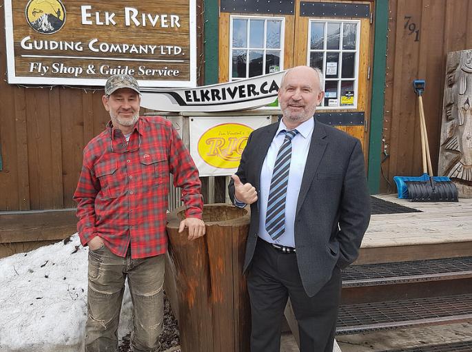 Province invests $20k into EK tourism website