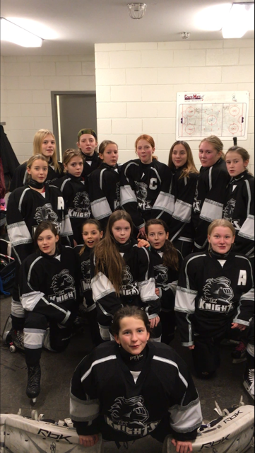 Local girls hockey team needs your vote