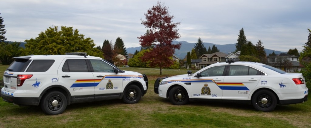 Local RCMP will have larger presence this long weekend