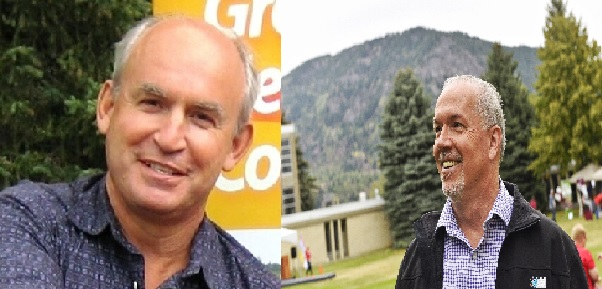 NDP's Horgan absent from Kootenays this election: Bennett