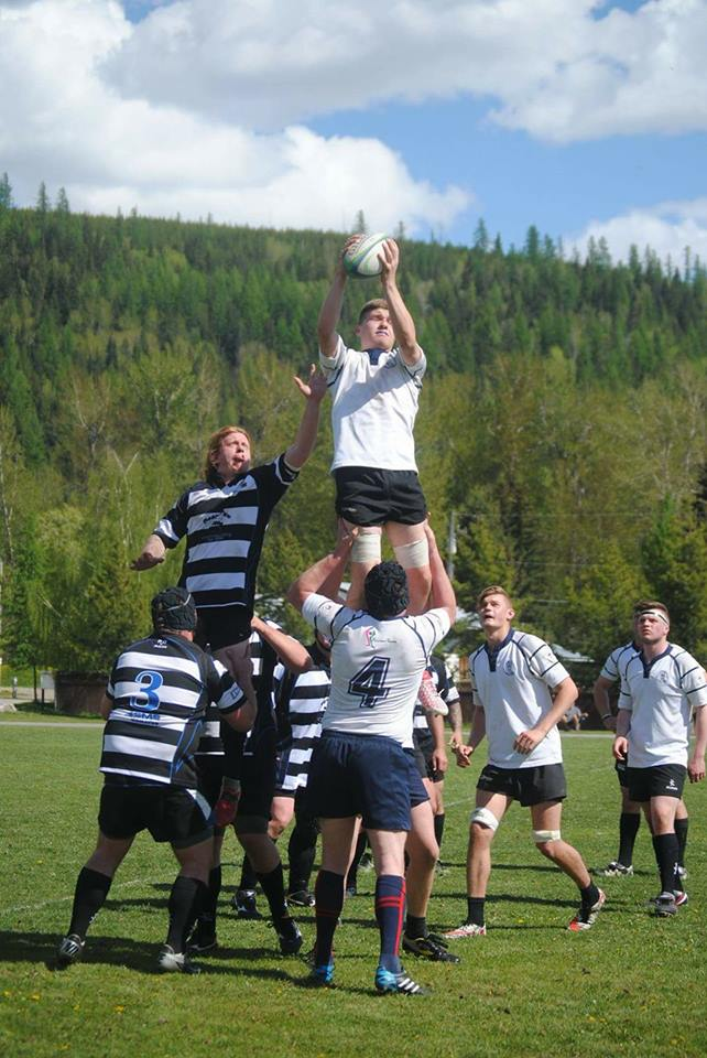 East Kootenay teams clash for chance at BC rugby championships