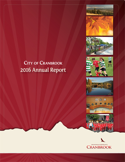 Cranbrook to present 2016 Annual Report Monday