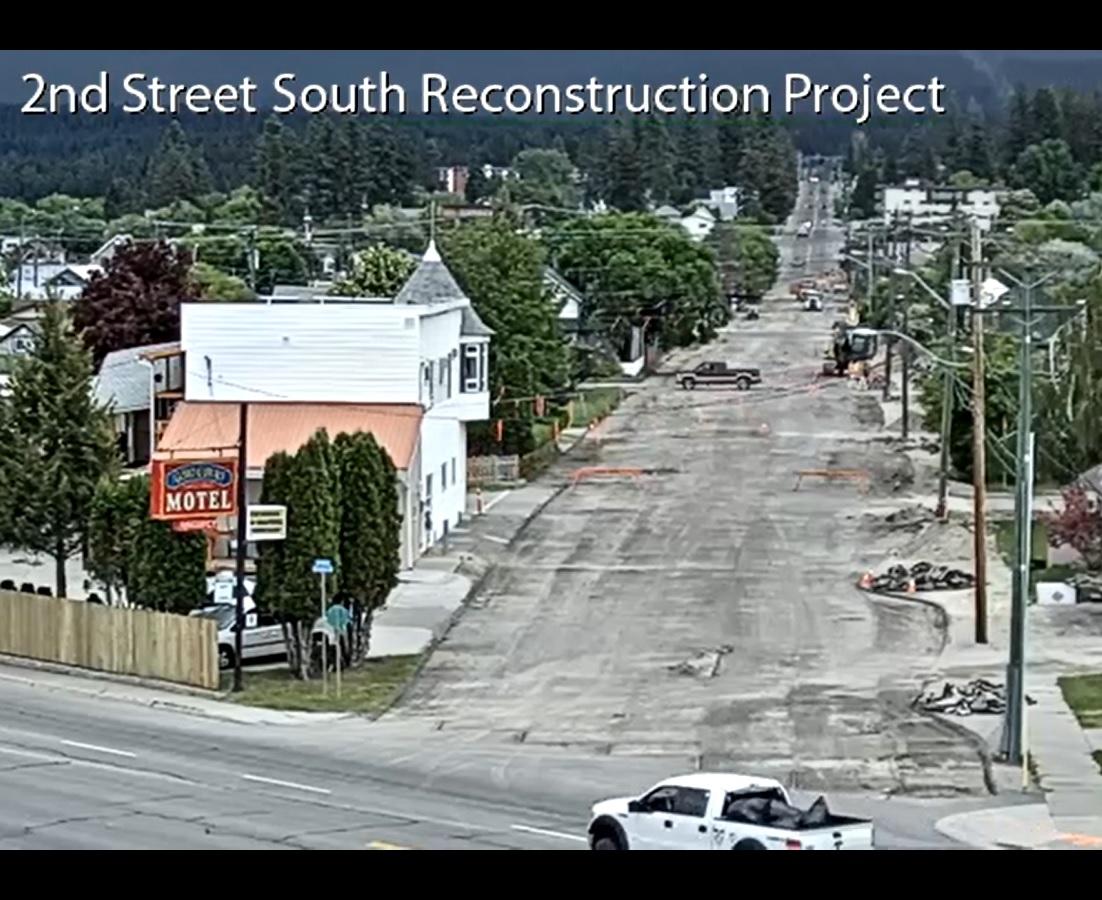 Cranbrook launches live 2nd St S construction webcam