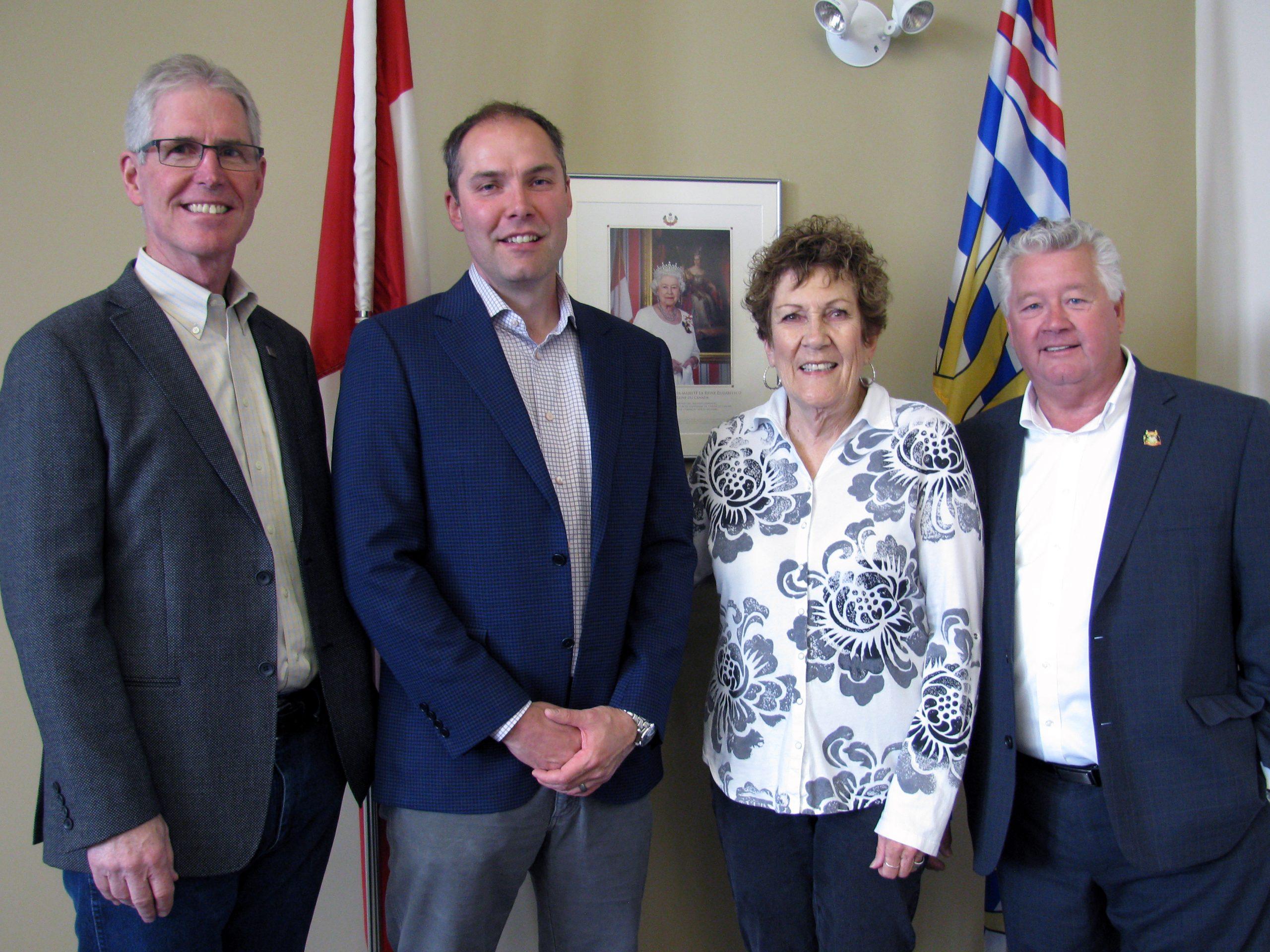 2018 Kimberley-Cranbrook 55+ BC Games Presidents announced