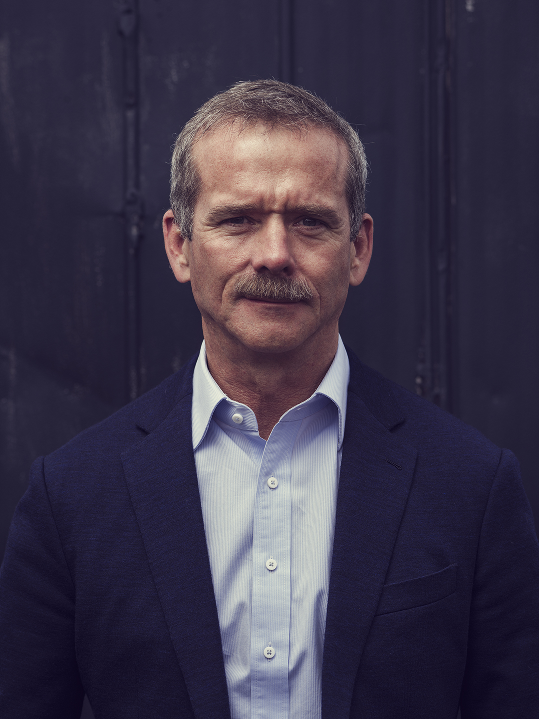 Canadian astronaut Chris Hadfield lands in East Kootenay Friday
