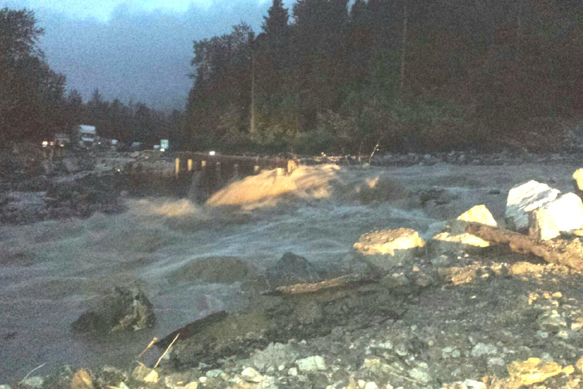Highway 1 Closure expected to increase East Kootenay traffic