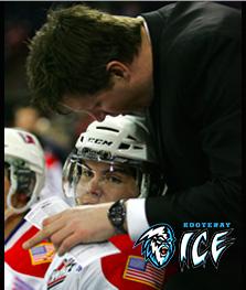 ICE announce Cranbrook's Klemm as associate coach