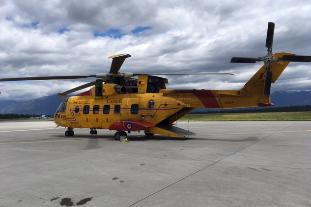 Search for missing Cranbrook-Kamloops plane scaled back
