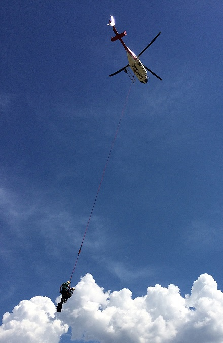 Fernie SAR now able to perform helicopter rescues