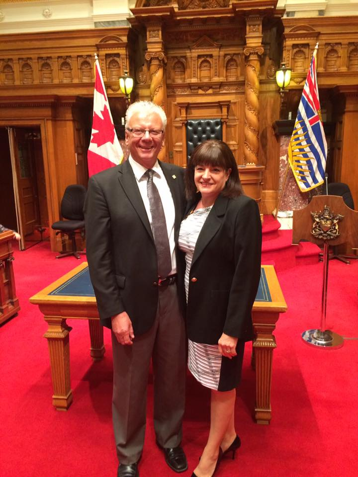 MLA Clovechok ready to get to work in BC Legislature