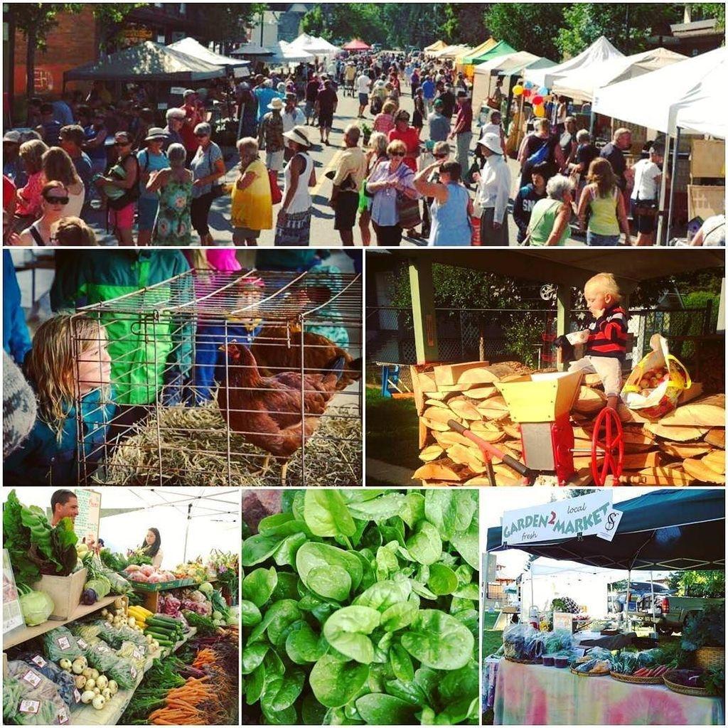 Local farmers' markets open for season