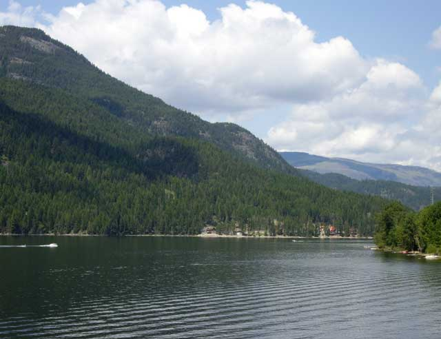 Preservation options presented for Moyie Lake Narrows