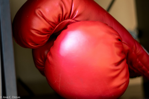 Fernie residents partake in Charity boxing match tonight