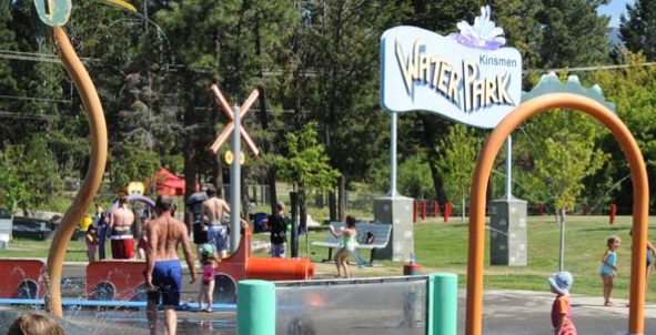 Cranbrook's Kinsmen Spray Park closed for repairs Monday