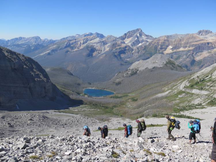 """Youth to """"Go Wild"""" on six day hike near Elkford"""