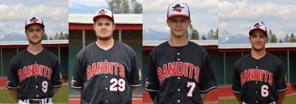 Four Cranbrook Bandits say goodbye to 'second family'
